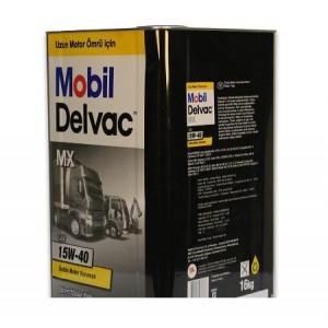 MOBİL DELVAC MX 15W40 TENEKE 18 LİTRE