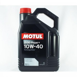 MOTUL 2100 POWER+ 10W40 4 LİTRE