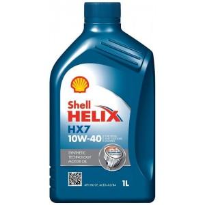 SHELL HELİX HX7 10W40 1 LİTRE