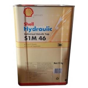 SHELL HYDRAULIC S1 M 46 TENEKE 17 LİTRE (15 KG)