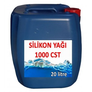SİLİKON YAĞI 1000 CST 20 LİTRE