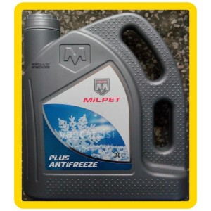 MİLPET PLUS ANTİFİRİZ -35C 3 LİTRE