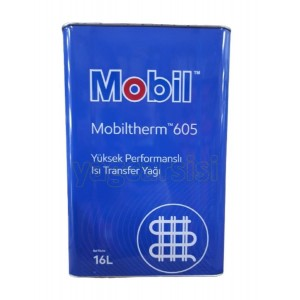 MOBİL THERM 605 TENEKE 16 LİTRE